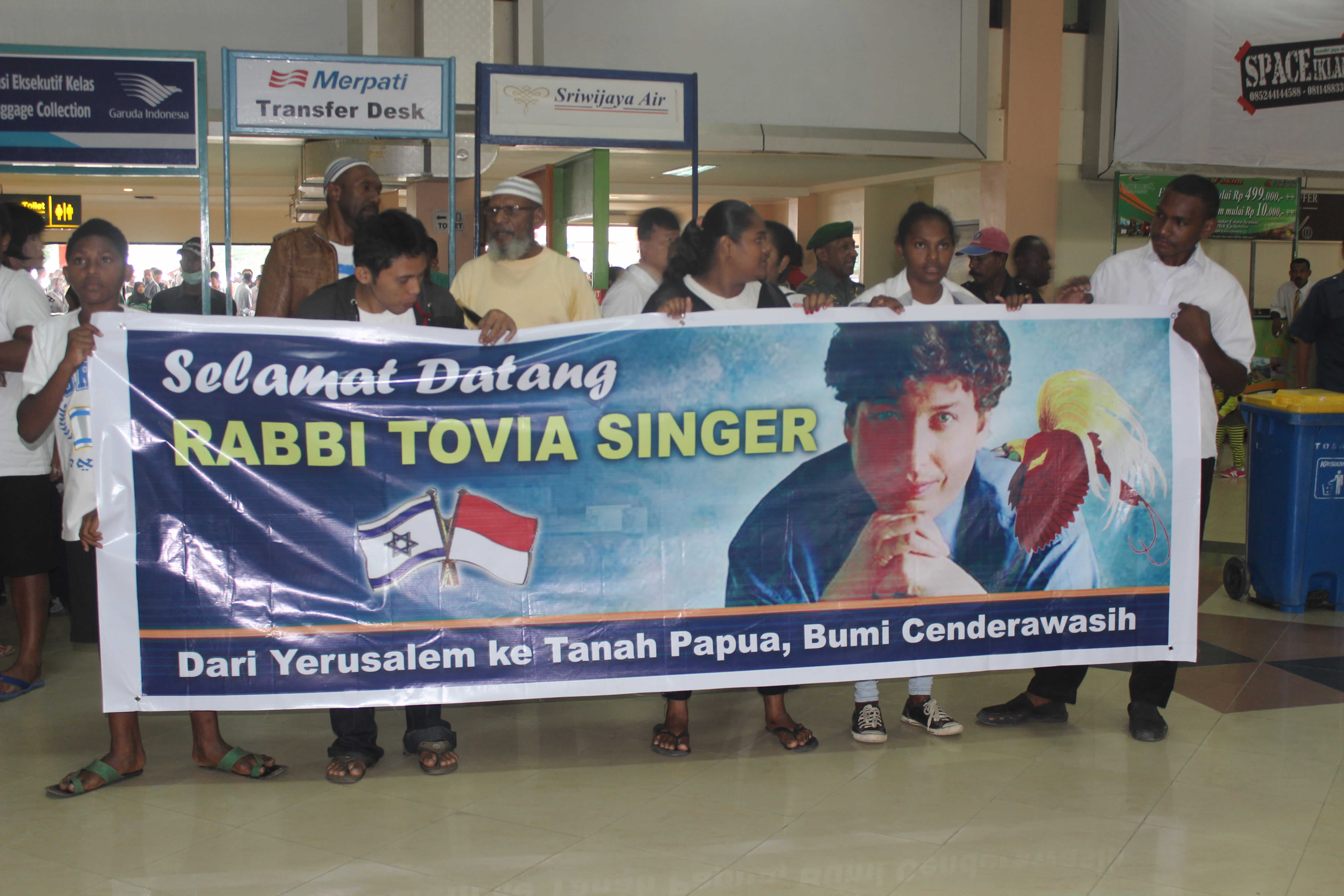 Rabbi Tovia in Papua (2) – Sin and Atontement (Indonesian Translation)